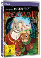 Retter von Redwall - Staffel 1 - Remastered Edition