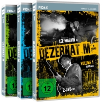 Dezernat M (M Squad) - Vol. 1-3 - Gesamtedition