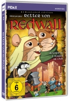Retter von Redwall - Staffel 2 - Remastered Edition