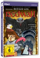 Retter von Redwall - Staffel 3 - Remastered Edition