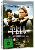 Tell - Im Kampf gegen Lord Xax (William Tell) - Vol. 1