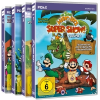 Die Super Mario Bros. Super Show! - Gesamtedition