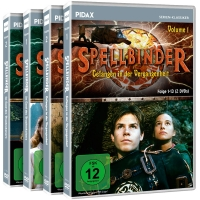 Spellbinder - Gesamtedition