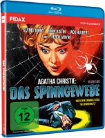 Agatha Christie: Das Spinngewebe (The Spider's Web) (Blu-ray)