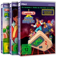 Captain N - Der Game Master - Gesamtedition