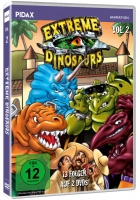 Extreme Dinosaurs - Vol. 2