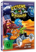 Extreme Dinosaurs - Vol. 3