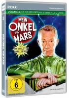 Mein Onkel vom Mars (My favorite Martian) - Vol. 3