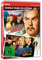 Charlie Chan Collection - Vol. 1 (in Honolulu + in Reno)