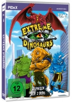 Extreme Dinosaurs - Vol. 4