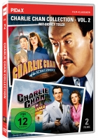 Charlie Chan Collection - Vol. 2 (auf der Schatzinsel + in Panama)