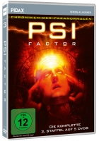 PSI Factor - Chroniken des Paranormalen - Staffel 3