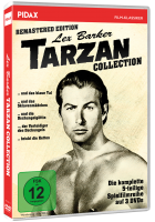 Tarzan - Lex Barker Collection