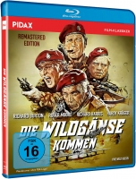 Die Wildgänse kommen (The Wild Geese) (Blu-ray) - Remastered Edition