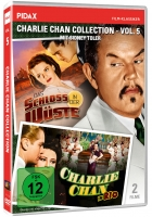 Charlie Chan Collection - Vol. 5 (in Rio + Das Schloss in der Wüste)