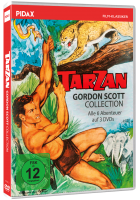 Tarzan - Gordon Scott Collection