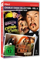 Charlie Chan Collection - Vol. 6 (in Mexiko / Schatten über Chinatown)