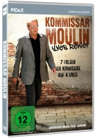 Kommissar Moulin (Commissaire Moulin, police judiciaire)