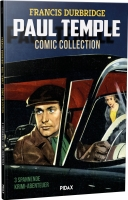 Francis Durbridge: Paul Temple Comic Collection (Buch)