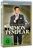 Simon Templar (The Saint) - Vol. 3