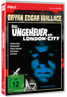 Bryan Edgar Wallace: Das Ungeheuer von London-City
