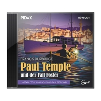 Francis Durbridge: Paul Temple und der Fall Foster