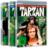 Tarzan (Serie) - Gesamtedition