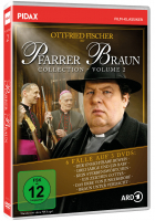 Pfarrer Braun Collection - Volume 2 (6 Filme)