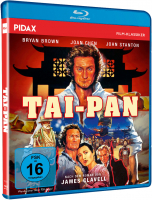 Tai-Pan (Blu-ray)