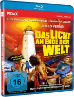 Jules Verne: Das Licht am Ende der Welt (The Light at the Edge of the World) (Blu-ray)