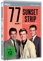 77 Sunset Strip - Volume 1