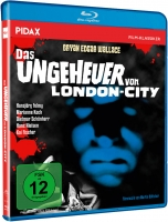Bryan Edgar Wallace: Das Ungeheuer von London-City (Blu-ray)