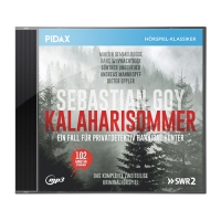 Kalaharisommer - Ein Fall für Privatdetektiv Hannibal Hunter
