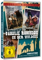 Familie Robinson in der Wildnis - Komplettbox