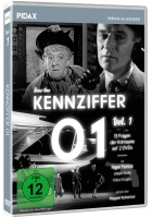 Kennziffer 01 (Zero One) - Vol. 1