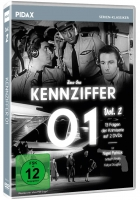 Kennziffer 01 (Zero One) - Vol. 2
