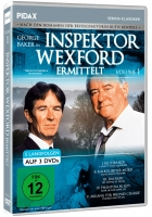 Inspektor Wexford ermittelt (Ruth Rendell Mysteries) - Vol. 1