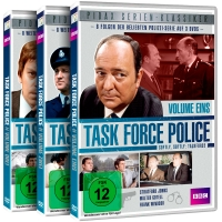 Task Force Police - Vol. 1-3 - Gesamtedition