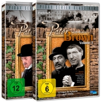 Pater Brown - Vol. 1-2 - Gesamtedition