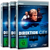 Direktion City - Gesamtedition